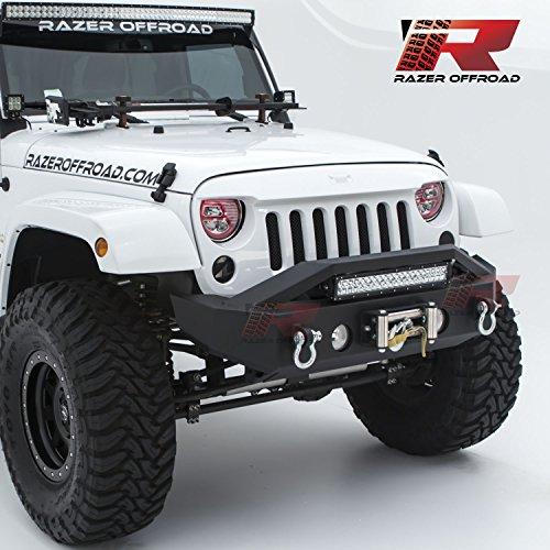 Razor Rock Crawler Stubby Front Bumper