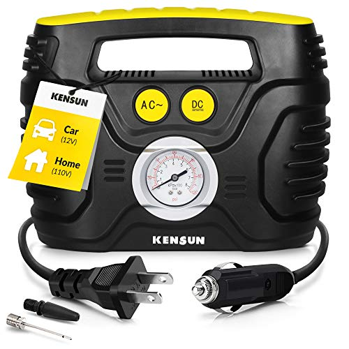 Kensun Portable Air Compressor Pump for Car