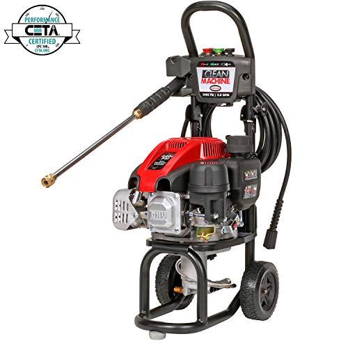 SIMPSON Cleaning CM60912 Clean Machine