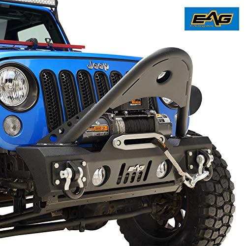 EAG Stinger Front Bumper Upgrade
