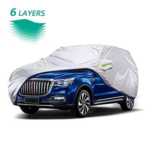 WOKOKO Universal Full Car Cover