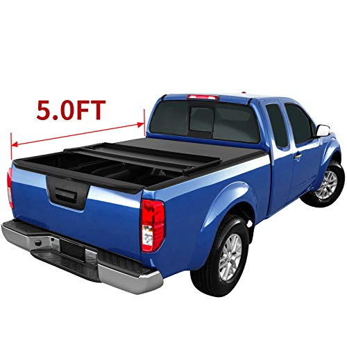 oEdRo Tri-Fold Truck Bed 2005-2019 Nissan Frontier