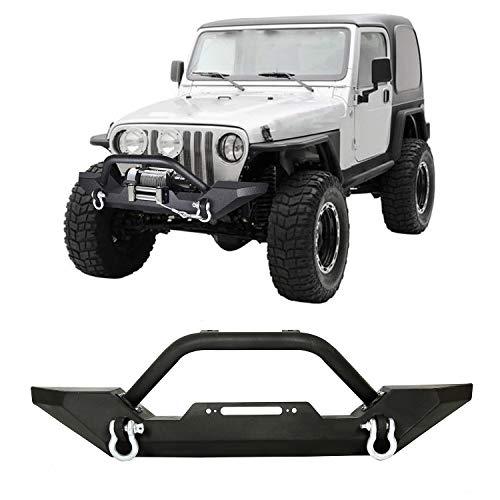 Ecotric Rock Crawler Front Bumper