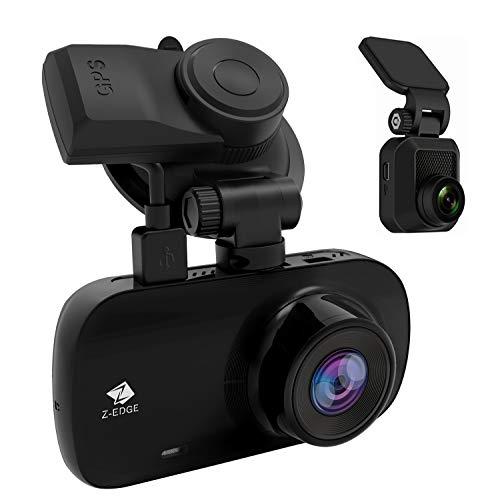 Z-Edge Z3D Dual Dash Cam