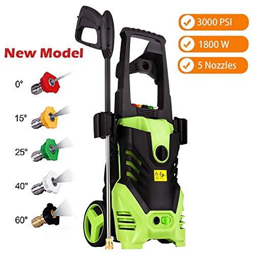 Zolko 3000 PSI Electric High-Pressure Washer