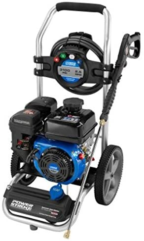 PowerStroke Subaru Electric Pressure Washer