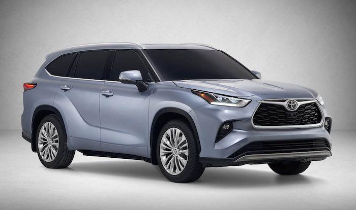 Toyota Highlander Lease Deals