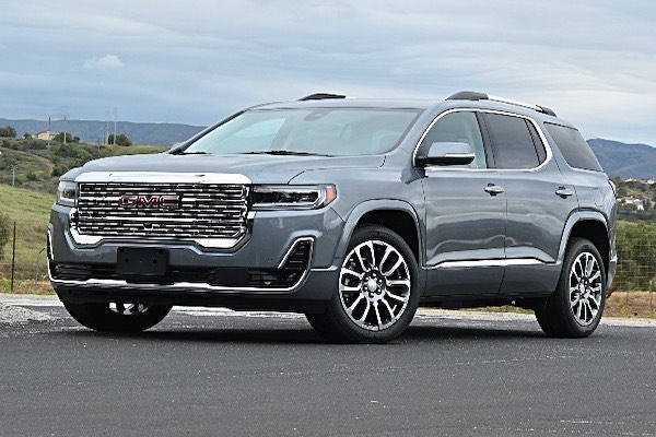 GMC Acadia Lease Deals