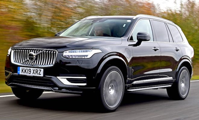 Best Volvo Xc90 Lease Deals Special Price And Offers