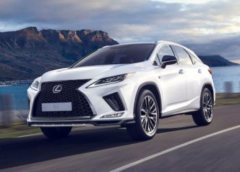 Lexus RX 350 Lease Deals