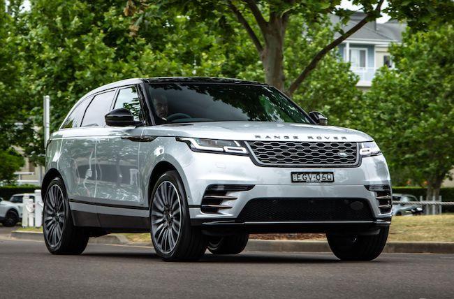 Range Rover Velar Lease Price