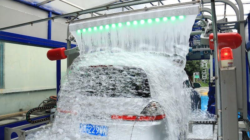 Are Automatic Car Washes Bad For Your Car