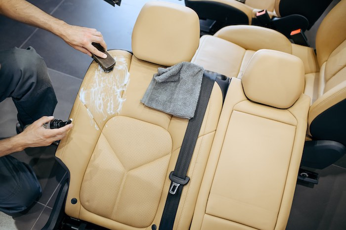 How To Get Water Stains Out Of Car Seats